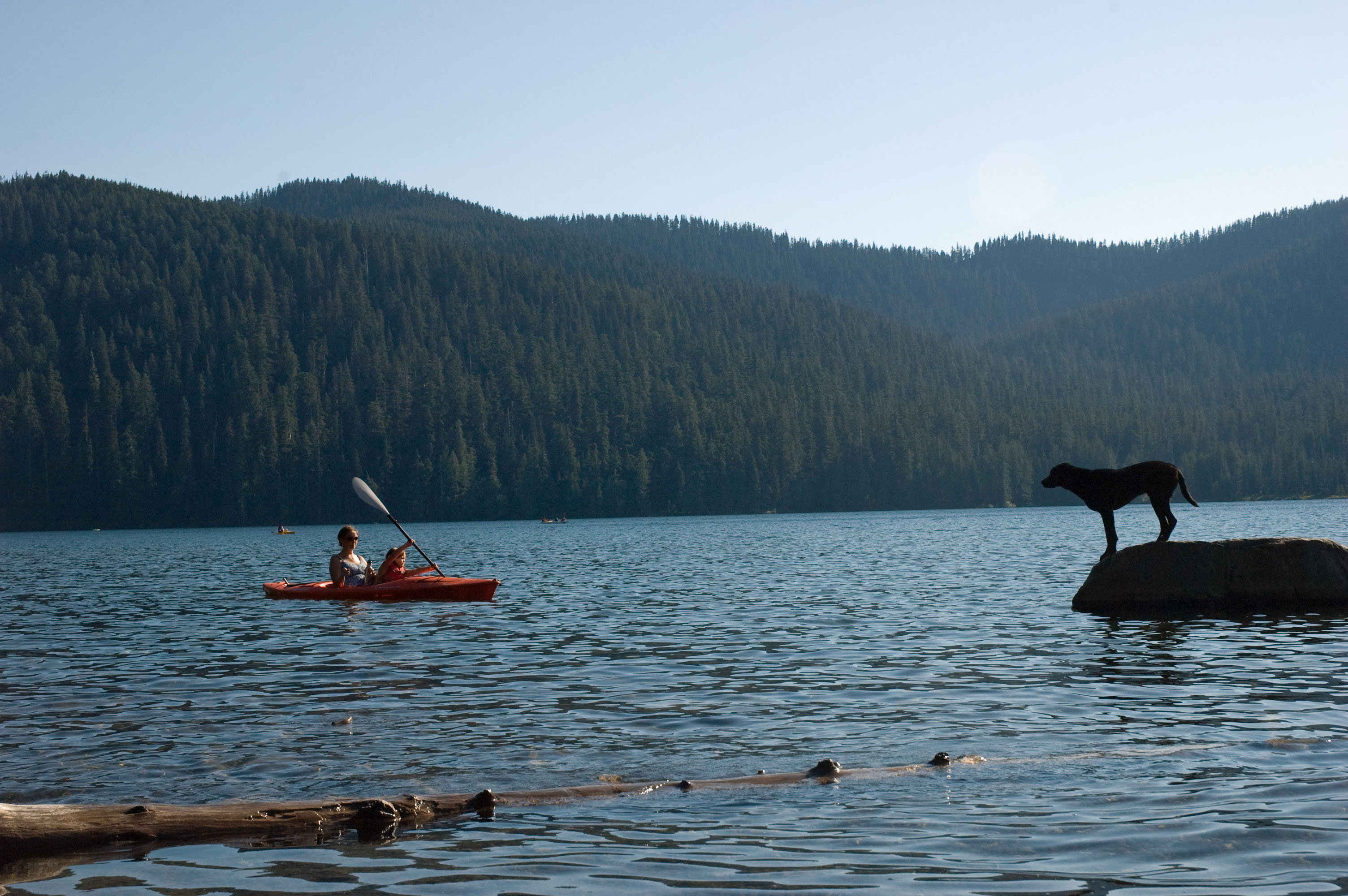 ee240033d3c Escaping on the kayak — at home and on Mount Hood