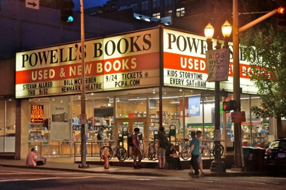 allred at powell's