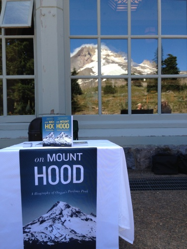 33. Timberline book signing
